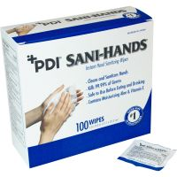 PDI Sani-Hands Disinfectant Hand Wipes NICPSDP077600