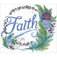 """Imaginating Counted Cross Stitch Kit 9.5""""X8"""" NOTM052289"""
