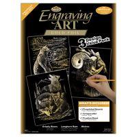 Foil Engraving Art Kit Value Pack  NOTM422080