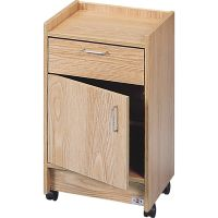 Hausmann Drawer & Cabinet Mobile Cart HNI901820346