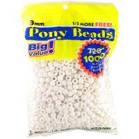 Darice Pony Beads Big Value Pack NOTM154650