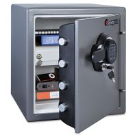 Sentry Safe Electronic Fire Safe  SENSFW123GDC