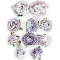 "Paper Blooms 1"" To 1.5"" 10/Pkg NOTM465737"