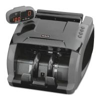 SteelMaster 4800 Currency Counter, 1080 Bills/Min, 9 1/2 x 11 1/2 x 8 3/4, Charcoal Gray MMF2004800C8
