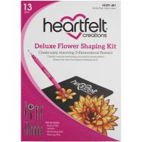 Heartfelt Creations Deluxe Flower Shaping Kit NOTM390798