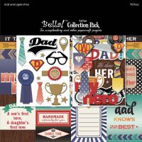 "Bella! Collection Pack 12""X12"" NOTM448068"