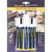 Liquid Chalk Markers 5/Pkg NOTM044771