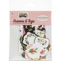 Spring Market Ephemera Cardstock Die-Cuts 33/Pkg NOTM335153