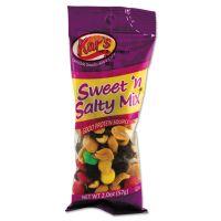 Kar's Nuts Caddy, Sweet 'N Salty Mix, 2oz Packets, 24/Box AVTSN08387