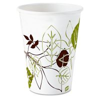 Dixie Pathways Wax Treated Paper Cold Cups, 5oz, 2400/Carton DXE58PATH