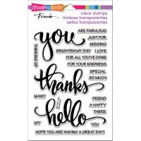 Stampendous Perfectly Clear Stamps NOTM449125
