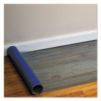 ES Robbins Roll Guard Temporary Floor Protection Film for Hard Floors, 24 x 2400, Blue ESR110030