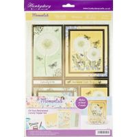 Hunkydory Moments & Milestones A4 Topper Set NOTM392314