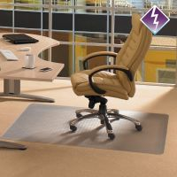 Computex Anti-Static Advantagemat Chair Mat FLR3115226EV