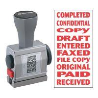 Xstamper 10-In-1 Phrase Stamp XST81041