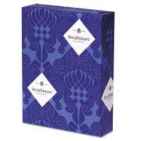 Strathmore Premium Sulphite Business Stationery, 24lb, 8 1/2 x 11, White, 500 Sheets STT190504