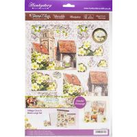Hunkydory Spring Days A4 Decoupage Set NOTM395723