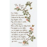 Janlynn The Lord's Prayer Counted Cross Stitch Kit NOTM050225