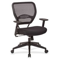 Office Star Dark AirGrid Back Manager's Chair OSP5500GL