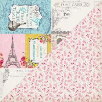 """Dame Double-Sided Cardstock 12""""X12"""" NOTM320121"""