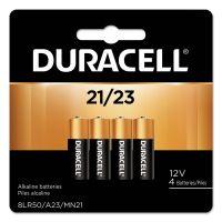 Duracell CopperTop Alkaline Batteries, 21/23, 4/PK DURMN21B4PK