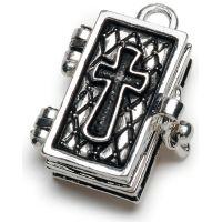 Prayer Box Metal Charm 1/Pkg NOTM493786