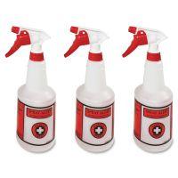 Spray Alert Trigger Spray Bottles IMP5024SS