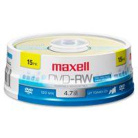 Maxell Rewritable DVD Media SYNX2715077