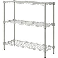 Lorell Light-Duty Wire Shelving LLR70066