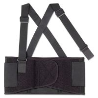 ergodyne ProFlex 1650 Economy Elastic Back Support, Small, Black EGO11092