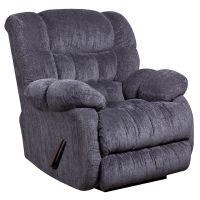 Flash Furniture Contemporary Columbia Indigo Blue Microfiber Rocker Recliner FHFAM94605861GG