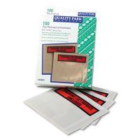 Quality Park Top Print Self Adhesive Packing List Envelope, 5 1/2 x 4 1/2, 100/Box QUA46894