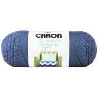Caron Simply Soft Yarn - Country Blue NOTM068073