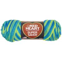 Red Heart Super Saver Yarn - Banana Berry NOTM285417
