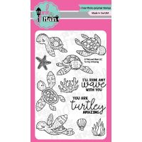 """Pink & Main Clear Stamps 4""""X6"""" NOTM375271"""