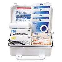 Pac-Kit ANSI #10 Weatherproof First Aid Kit, 57-Pieces, Plastic Case PKT6060