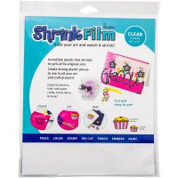 "Shrink Film 8.5""X11"" 50/Pkg NOTM042940"