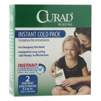 Curad Instant Cold Pack, 2/Box MIICUR961R