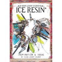 Ice Resin Mixed Media Technique Book NOTM388600