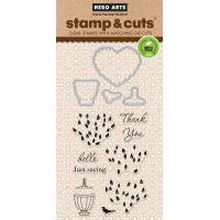 Hero Arts Stamp & Cut NOTM388568