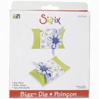 """Sizzix Bigz Die 5.5""""X6"""" NOTM367359"""