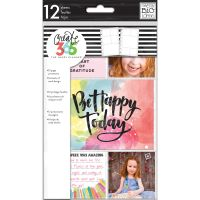 Create 365 Mini Planner Pocket Sheets NOTM334796