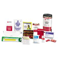 First Aid Only American Red Cross Personal Safety Pack for One Person, Nylon Backpack FAORC622