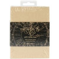 "Staples ATC Cards Book Box 4.75""X3.5""X2.5"" NOTM317005"