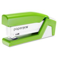 PaperPro inJoy 20 Compact Stapler, 20-Sheet Capacity, Green ACI1513