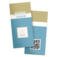 Avery Square Print-to-the-Edge Labels w/TrueBlock, 2 x 2, White, 300/Pack AVE22806