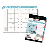 AT-A-GLANCE Pebble Refill, 5 7/8 x 8 1/2, 2019 AAG101042