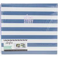 """Heidi Swapp Storyline2 Post Bound Album 12""""X12"""" NOTM380287"""