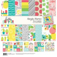 "Simple Stories Collection Kit 12""X12"" NOTM355242"