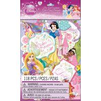 Disney Princess Cardstock Die-Cuts 118/Pkg NOTM207574